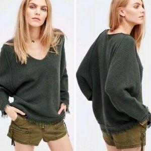 Free People Wool Blend Sweater